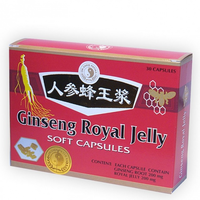 Dr. Chen Ginseng Royal Jelly Kapszula 30 db