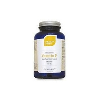 Health First Vitamin E Kapszula 180 DB