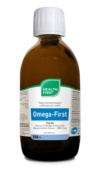 Health First Omega-first Halolaj 250 ml