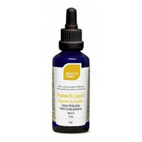 Health First Vitamin D3 Liquid 50 ml