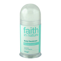 Faith In Nature Deo Sókristály 100 g