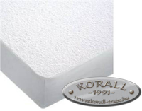 Korall Fresh Matrachuzat Vetex Oldallal 90 x 200 x 25 cm