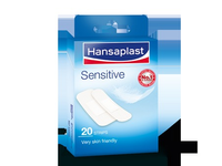 Hansaplast Sensitive 20X Sebtapasz 46041