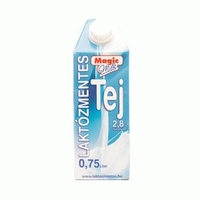 Magic Milk Uht Laktózmentes Tej 750 ml