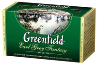 Greenfield Earl Grey Fantasy Tea 25 db