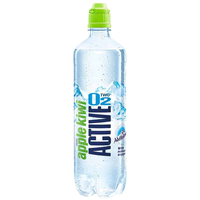 Active O2 Fittness Víz Alma-kiwi 750 ml