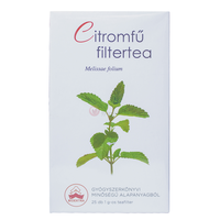 Dragon Citromfű Tea 25X1G 25 g