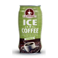 Tropical Ice Coffe Vanília 240 ml