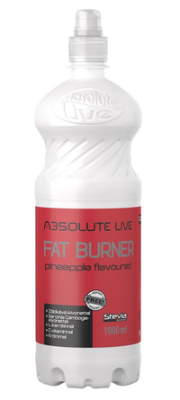 Absolute Live Fat Burner Ital Ananász 1000 ml