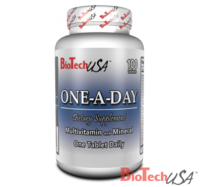 Biotech One-a-day Tabletta 100 DB