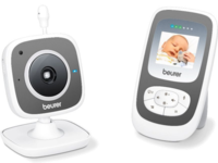 Beurer BY 77 Video-babyphone Eco+ Mode Baba Monitor