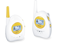 Beurer BY 84 Babyphone Eco+ Mode Baba Monitor