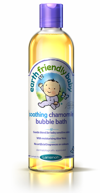 Earth Frendly Baby Efb Kamillás Habfürdő 300ml