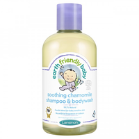 Earth Frendly Baby Efb Kamillás Sampon és Tusfürdő 250ml