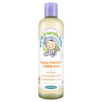Earth Frendly Baby Efb Organikus Mandarinos Habfürdő 300 ml