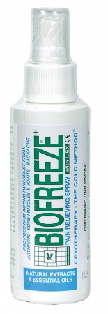 Biofreeze Spray Pumpás 118 ml