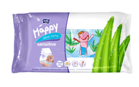 Bella Baby Happy Sensitive Babatörlőkendő 56 db