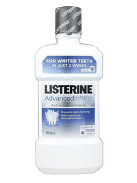 Listerine Szájvíz Advanced White 500 ml