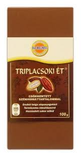 Dia-wellness Triplacsoki ét 100 g
