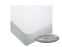 Korall Super Sanitario Matrachuzat Vetex Oldallal 160 x 200 x 25 cm