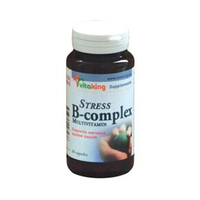 Vitaking Stress B-complex Tabletta (60 Db)