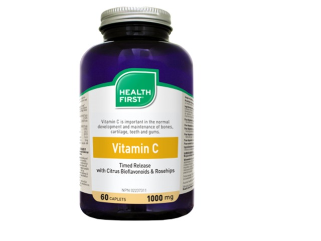 Health First Vitamin C Kapszula 60 DB