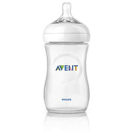 Avent Natural Cumisüveg PP 260 ml
