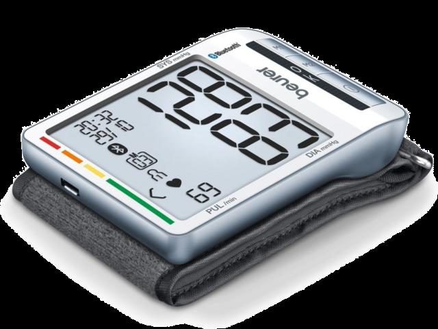 Beurer BC 85 BT Csuklós vérnyomásmérő - Csuklós vérnyomásmérő