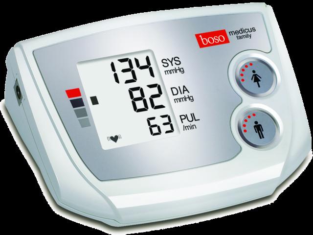 Boso Medicus Family Vérnyomásmérő - Felkaros vérnyomásmérő