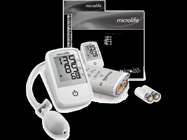 Microlife BP N2 Easy Félautomata Vérnyomásmérő - Felkaros..