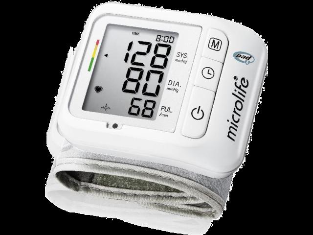 Microlife BP W1 Csuklós Vérnyomásmérő - Csuklós vérnyomásmérő