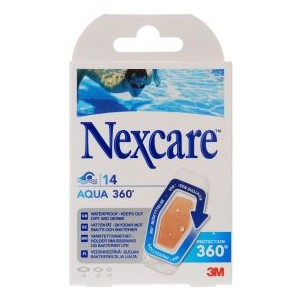 Nexcare Aqua 360 Filmtapasz 14db N1214-as