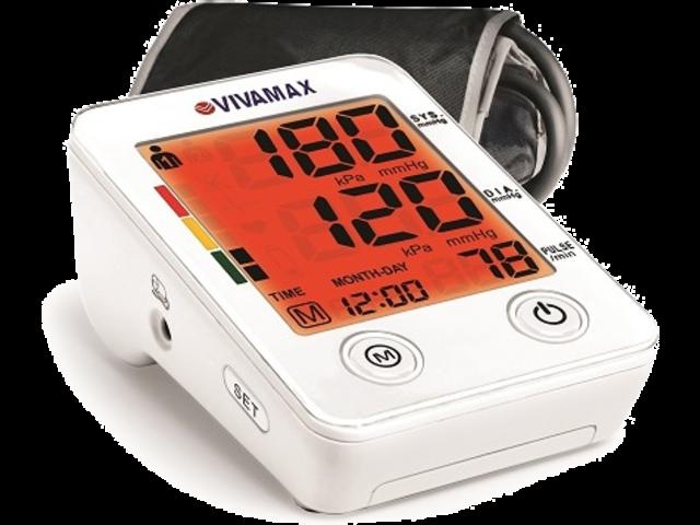 Vivamax Gyv9 Vérnyomásmérő - Felkaros vérnyomásmérő
